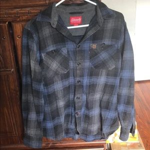Awesome Coleman Flannel!!